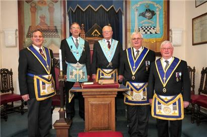 Open Day at Ryde Masonic Hall